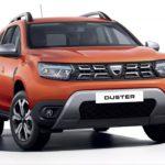 The new Dacia Duster family SUV