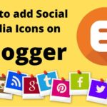 The HTML Code For Social Media Icons
