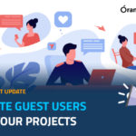Product Update: Invite Guest Users to your Projects